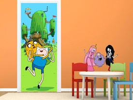 Adventure Time Friends Wall Decals