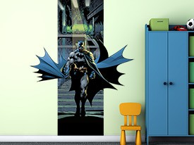 Batman Batcave Wall Decal