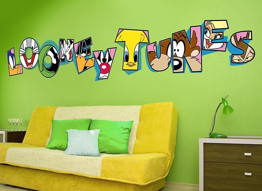 Baby Looney Tunes Wall Decals - Elitflat