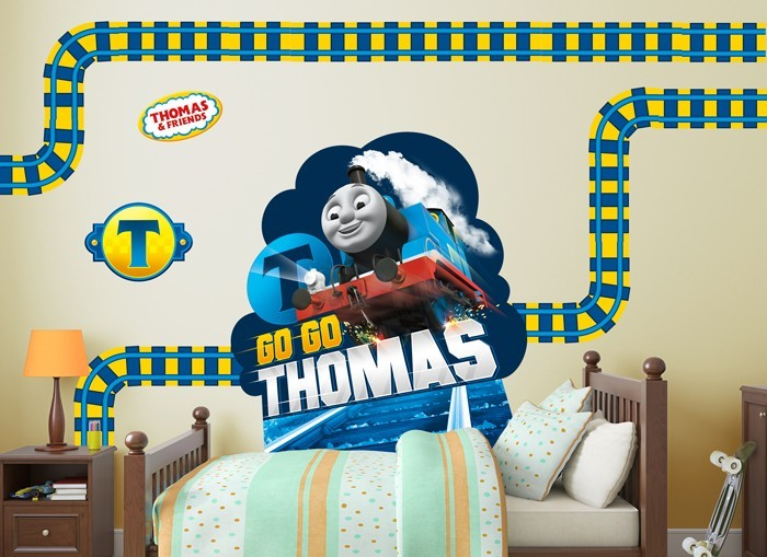 Thomas & Friends Track Wall Decal Set