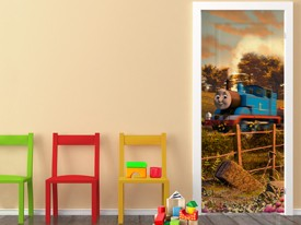 Thomas & Friends Door 1 Wall Decal