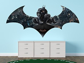 Batman Arkham Knight Symbol Wall Decal