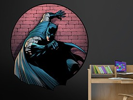 Batman Dark Knight Large Wall Decal