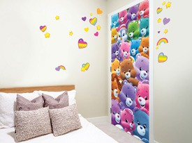 Care Bears Friends Wall Decal