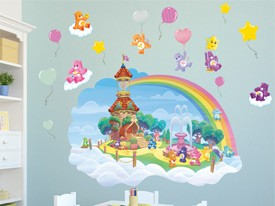 Care Bears Lighthouse Wall Decals