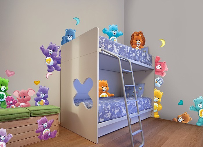 Care Bears And Cousins Wall Decals