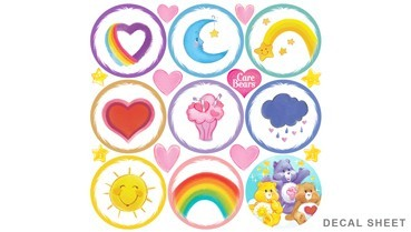 graphic about Care Bear Belly Badges Printable called Printable Treatment Endure Badge Similar Keyword phrases Rules