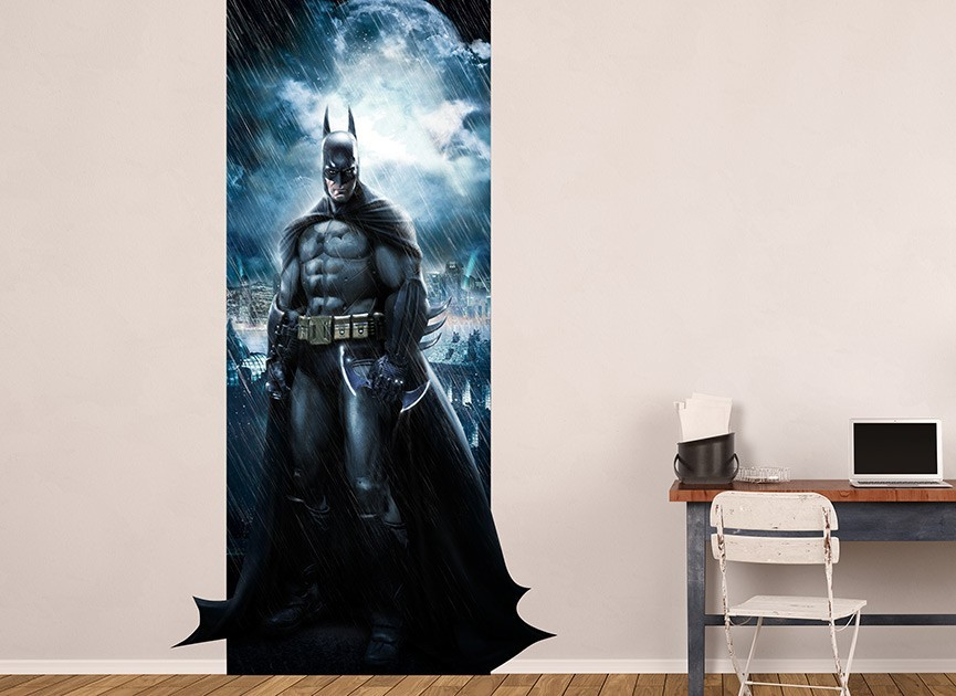 Batman Arkham Asylum Wall Decal
