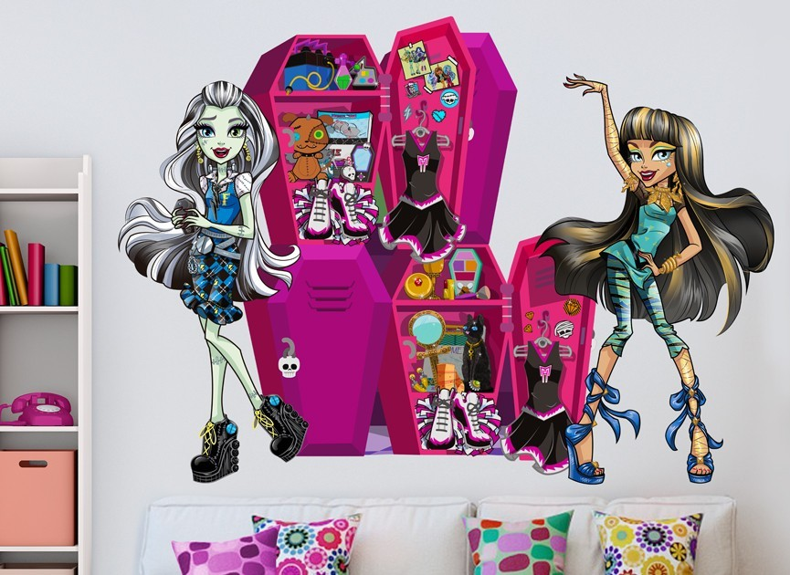 Monster-High-locker-school-wall-decal