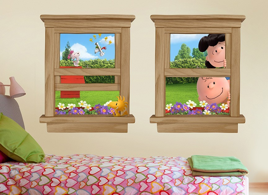 Peanuts Wall Decals and Wall Graphics. Shop Wall-Ah!