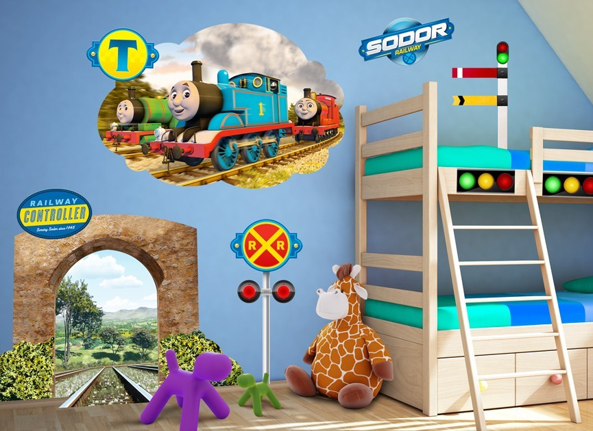 Thomas-and-Friends-tunnel-wall-decal