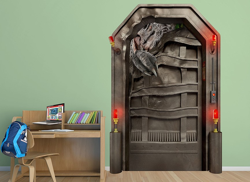 Jurassic World Wall Decals And Wall Graphics Shop Wall Ah