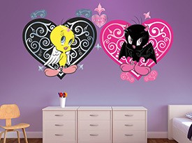 Looney Tunes Tweety Wall Decal