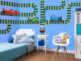 Thomas & Friends Tracks Wall Decal Set 3