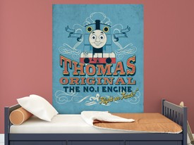 Thomas & Friends Vintage Wall Decal
