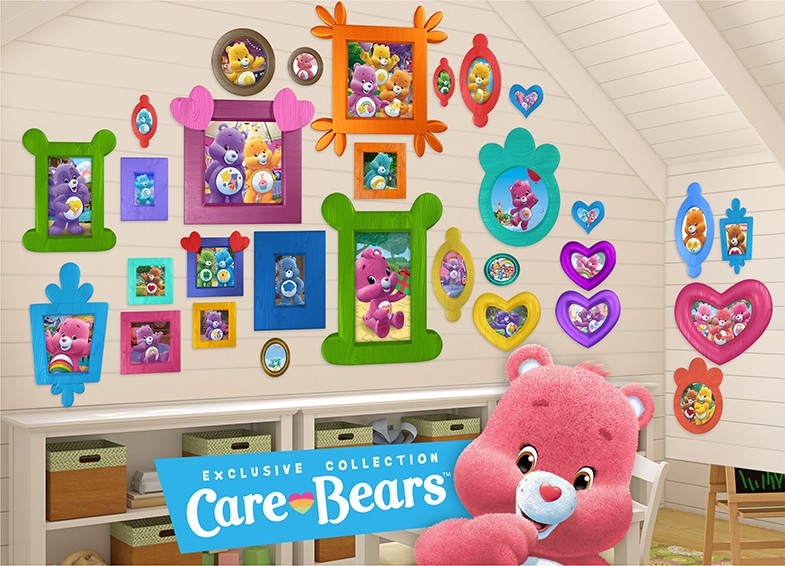 Care Bears Wall Decals